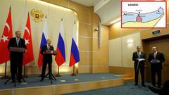 Türkiye Rusya anlaşmasında Kamışlı hariç ne anlama geliyor?