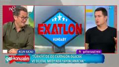 Acun Ilıcalı'dan Exatlon Türkiye açıklaması! Hangi YouTuberlar yarışacak?