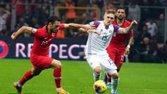 Türkiye Londra yolcusu: 2020 Avrupa Futbol Şampiyonasına bilet aldık.. Türkiye 0-0 İzlanda