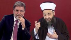 Cübbeli Ahmet'ten Ahmet Hakan'a sert tepki! Arkası sağlam olduğu için...