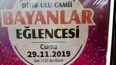 Ulu Cami'deki kadınlar matinesi kızdırdı: DJ Selma da vardı