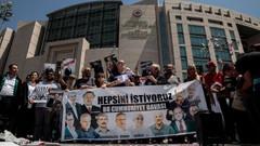 Cumhuriyet davasında flaş karar: Kadri Gürsel'e beraat