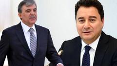 Gül ve Babacan 1 Aralık'ta Demokrat Parti'ye katılıyor iddiası!