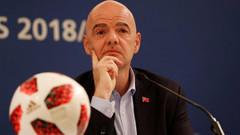 FIFA Başkanı Infantino: Demirören'in bahis bağlantısı hoşuma gitmiyor