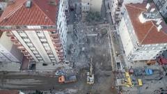 Kartal'da çöken binaya ilişkin bilirkişi raporu: Deniz kumu, kalitesiz beton