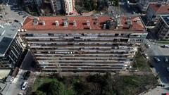 İstanbul'da site boşaltıldı! Daireler mühürleniyor