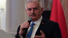 Binali Yıldırım Meclis Başkanlığından istifa ettti
