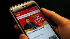Çin Komünist Partisi'nin mobil uygulaması TikTok'u geçti