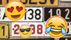 Plakalarda emoji dönemi başlıyor