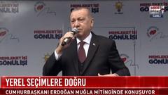 Erdoğan'dan flaş açıklama: Güvenlik güçlerimiz tespit etti PKK tüm ümidini zillet ittifakına bağladı