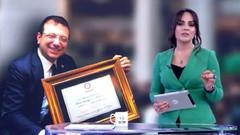 Kılıçdaroğlu'na gülmüştü, Buket Aydın Ekrem İmamoğlu için Başkan diyemedi
