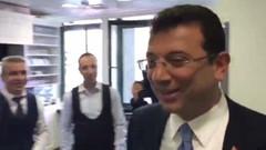 Ekrem İmamoğlu'nun sosyal medyaya damga vuran antrikot diyaloğu