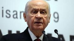 Devlet Bahçeli Komünist Başkanı tehdit etti