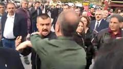 CHP'lilerin Kılıçdaroğlu'na saldırı protestosuna müdahale