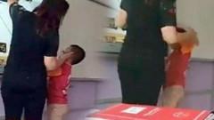 Öğrencisini döven öğretmene velilerden destek!