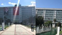 İBB binasından Atatürk posterleri neden indirildi?