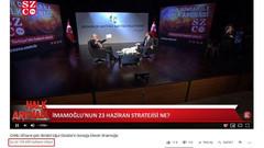 İmamoğlu'nun konuk olduğu SÖZCÜ TV'den yayınlanan Halk Arenası rekor kırdı!