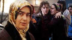 Avlu dizisinde tecavüzcüsünü öldüren Nevin Yıldırım'ın cezasının onanmasına gönderme yapıldı