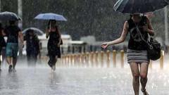 Yağışlar sürüyor! Meteoroloji'den hafta sonu uyarısı