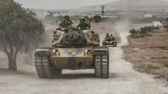 Savunma Bakanlığı açıkladı: Suriye rejim güçlerini vurduk