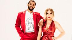 Madonna'nın eski nişanlısı klipte Sezen Aksu resimli gömlek giydi