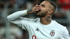 Quaresma, Beşiktaş'ı takibi bıraktı!
