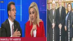 İmamoğlu'na terör sorusu soran Şebnem Bursalı'nın FETÖ lideriyle fotoğrafı olay oldu