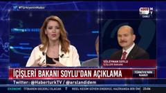 Süleyman Soylu ve Nagehan Alçı canlı yayında tartıştı