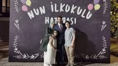 Berat Albayrak'ın aile fotoğrafına o isimden sert tepki!