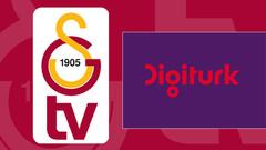 Digitürk'ten GS TV'ye ihtar: Sözleşme yenilenmeyecek