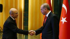 Mehmet Şimşek görüşmede Erdoğan'a ne anlattı?