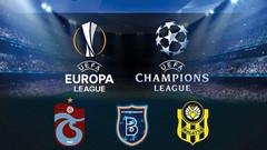 UEFA Avrupa Ligi'nde Trabzonspor ve Yeni Malatyaspor'un rakipleri belli oldu