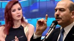 Nagehan Alçı: Süleyman Soylu aradı ve önemli bilgiler verdi...