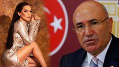 CHP'li Mahmut Tanal'dan keşke Demet Akalın'ın köpeği olsam paylaşımına sert tepki!