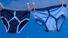 Erkeklerin ve kadınların yarısı iç çamaşırını 2 günde bir değiştiriyor
