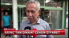 Bülent Arınç FETÖ firarisi Mehmet İşler'in pastanesine niye gitti?