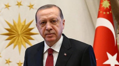 Erdoğan, dünya şampiyonu güreşçi Kerem Kamal'ı tebrik etti