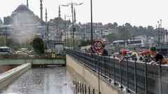 İstanbullular dikkat! İBB'den iki gün boyunca su baskını uyarısı