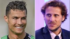 Forlan'dan Ronaldo'ya: Bütün günü ayna karşısında geçiren egoist