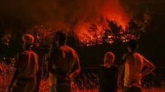 CHP'li Tacettin Bayır: 20 yangın söndürme uçağı THK'nın hangarında bekletiliyor