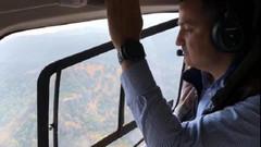 Bakanın sözlerini 20 yıllık söndürme pilotu yalanladı: THK'nın 5 uçağı kalkmaya hazır bekliyor