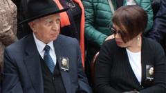 Sezen Aksu'nun babası Sami Yıldırım hayatını kaybetti
