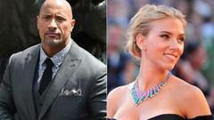 En çok kazanan kadın oyuncu Scarlett Johansson; erkek oyuncu Dwayne Johnson