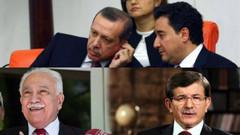Erdoğan ile Babacan, Davutoğlu ile Perinçek nerede buluşacak?