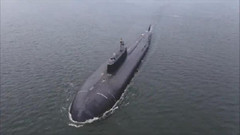 Rus nükleer denizaltısı 350 kilometre uzaklıktaki hedefi vurdu