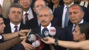 Kılıçdaroğlu'ndan patlamayla ilgili açıklama
