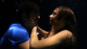 Kara Sevda'nın muhteşem su altı sahneleri