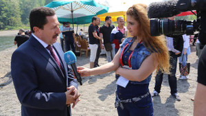 Arap medyası Ordu'da buluşuyor