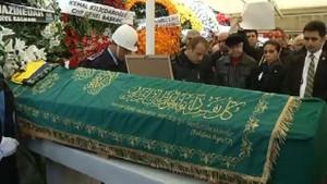 Levent Kırca'nın cenaze töreni