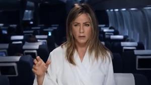 Jennifer Aniston'ın tepki alan reklam filmi